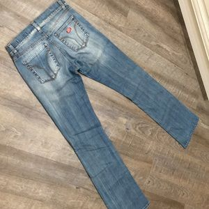 Miss sixty Jeans - medium wash-  Italian made